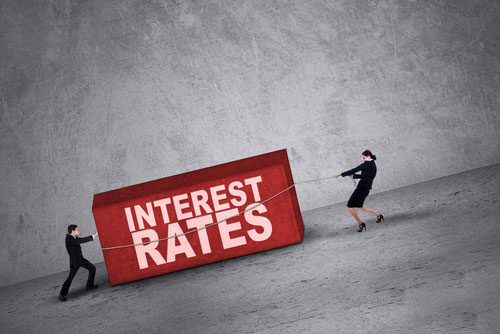 2016 could be the year of higher interest rates ? image