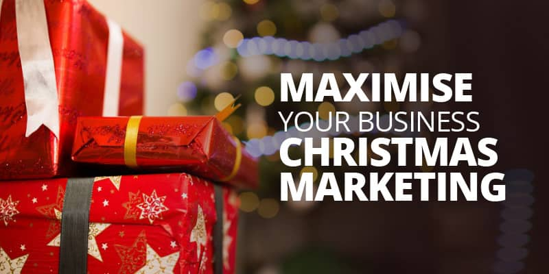 Are You Maximising Your Business Christmas Marketing? image
