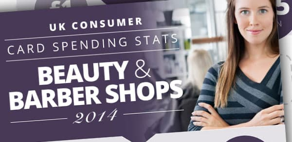 Card spending in Beauty and Barber Shops – The Facts image