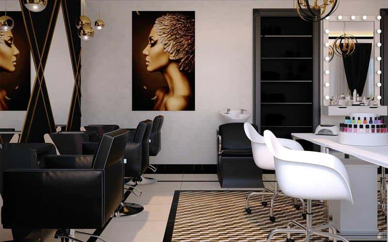 Create the perfect beauty salon business plan image