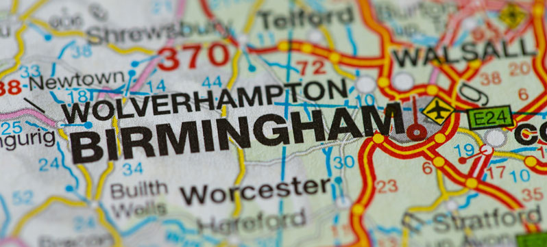 Birmingham leads the way in business start-ups image