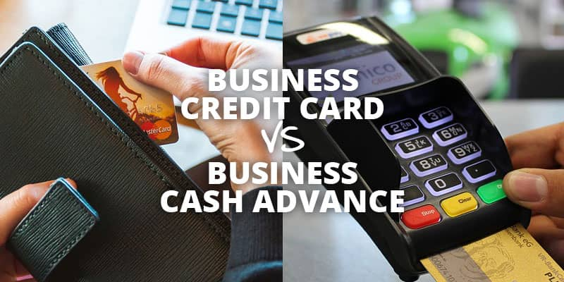 Business credit card v business cash advance which one is for me business credit card v business cash advance business colourmoves