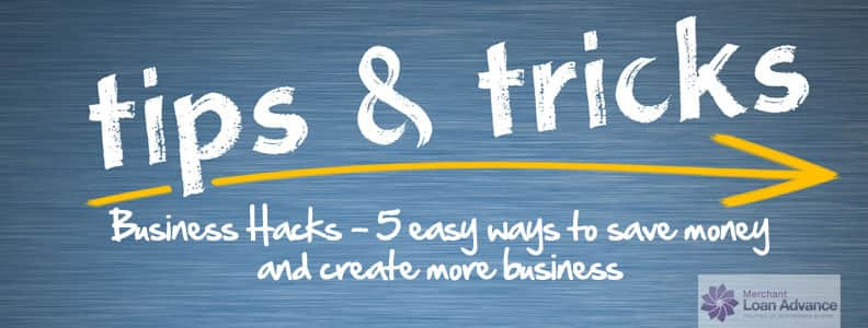 Business Hacks – 5 easy ways to save money and create more business image