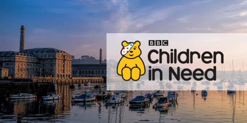 Businesses supporting Children in Need image