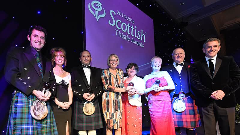 Roll Out the Red Carpet – It's the Scottish Tourism Oscars! image