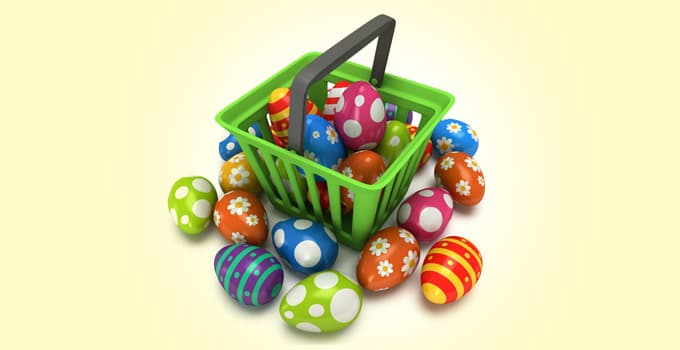 Easter Business Retail Busyness image