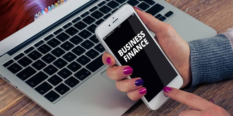 How to raise finance for a small business image