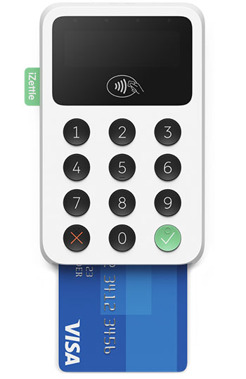 iZettle - Best Mobile Credit Card Machine