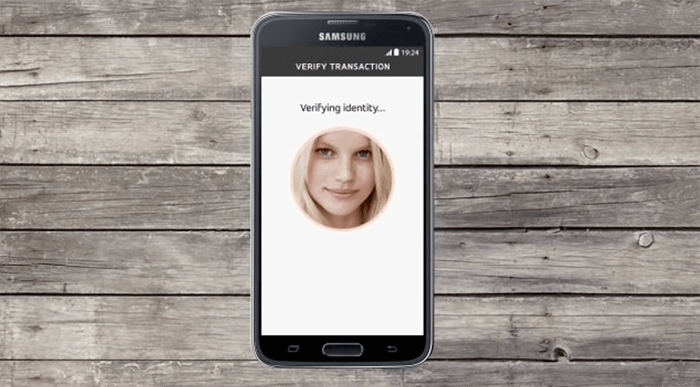 Selfie Payments – Fingerprint, Face and Voice Payments for UK business image