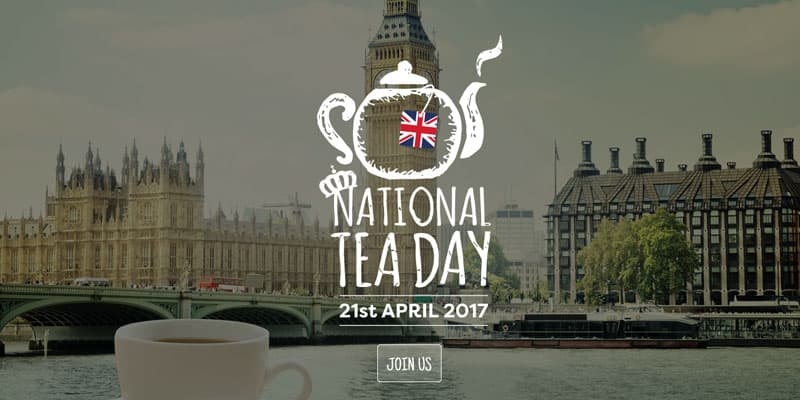 Happy National Tea Day 2017 image