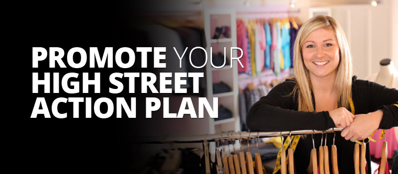 Promote Your High Street Action Plan image