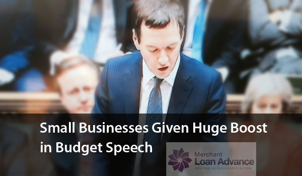 Small businesses given huge boost in budget speech image